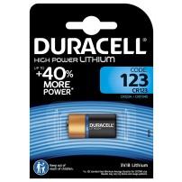 DURACELL - PILA AL LITIO mod.123/cr123A/cr17345 3V