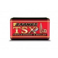 Barnes cal.338 .338'' TSX 210gr  Boattail 33845