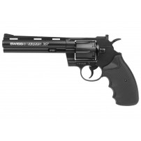 Pistola 357 revolver CO2 cal.4,5 canna 6 inch Swiss Arms