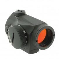 NOVITA' -Punto rosso AIMPOINT S-1 nero reticolo 6moa