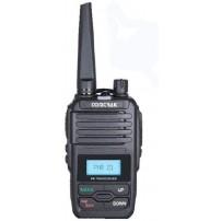 CONTRAK CK-PMR 446 Radio 2 vie con kit auricolare e base di caricamento COMPATIBILE CON RADIO MIDLAND