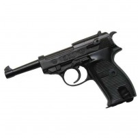 Bruni Pistola WALTHER P38 Cal.8mm semi automatica a salve