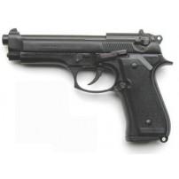 BRUNI-PISTOLA BERETTA 92 CAL.8mm NERA A SALVE