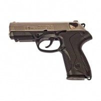 BRUNI - PISTOLA BERETTA P4 Cal.8 mm CROMATA/NICKEL SALVE