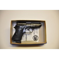 BRUNI-Pistola NEW POLICE CAL.8mm SALVE BLACK
