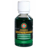 FLACCONE BRUNITORE KLEVER-ballistol 50ml  SCHNELL BRUNIERUNG