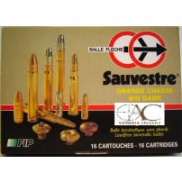 SAUVESTRE 8X68S BATTUE 192GR CARTUCCE CARABINA LEADFREE BIMETALLIC BULLET