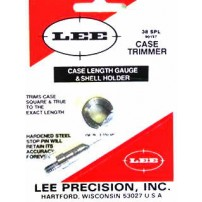Lee Case Length Gauce e Shell Holder cal.38 SPL