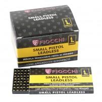 FIOCCHI Small Rifle LEADLESS  Conf. da 150 pz.