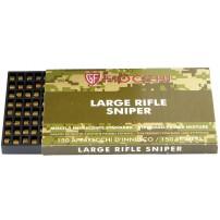 FIOCCHI - INNESCHI LARGE RIFLE SNIPER Conf. da 150 pz.