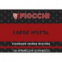 FIOCCHI INNESCHI LARGE PISTOL Conf. da 150 pz.
