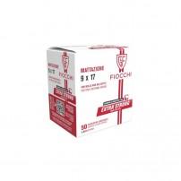 FIOCCHI - CARTUCCIA A SALVE PER MATTAZIONE ROSSO Cal.380 Conf. da 50pz.