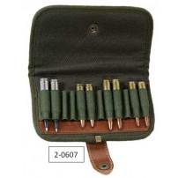Giberna carabina cintura 12 colpi in cordura verde German