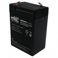 MKC - BATTERIA AL PIOMBO RICARICABILE 6V 4AH - 491460216