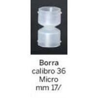 GUALANDI - BORRE BIOR MICRO Cal.36 H17 per 18gr