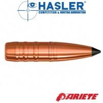 HASLER C.6,5MM (.264) 108 GRS ARIETE