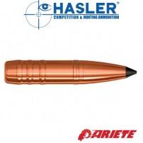HASLER C.6,5MM(.264) 125 GRS ARIETE