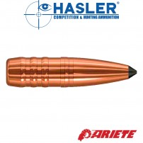 HASLER C.7mm.284 125GRS ARIETE
