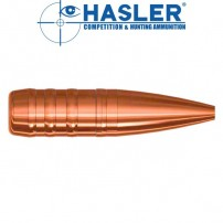 HASLER HUNTING Palle Cal.270mm. 115grs Monolitica Conf. dad 50 pz.