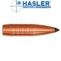 HASLER C.30(.308)168GRS HUNT TIPPED