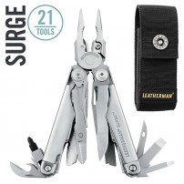 Coltello multiuso Surge Leatherman 21 attrezzi