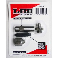 LEE - CASE CONDITIONING KIT CUTTER & LOCK STUD - 90950