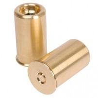 Napier salvapercussori in ottone cal.36 con vite regolatore di pressione - 2 pezzi