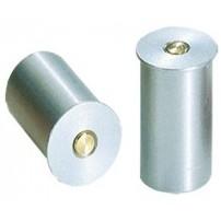 Napier salvapercussori in alluminio cal.28 con vite regolatore di pressione - 2 pezzi
