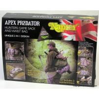 NAPIER of LONDON - APEX PREDATOR ZAINO MARSUPIO per il trasporto dopo la caccia dell'animale
