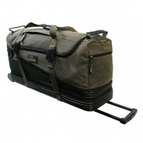 NAPIER of LONDON - TROLLEY NAPIER RAZORBACK Con base porta fucile - GRIGIA 87x24x36cm