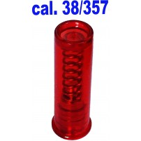 MEGALINE Salvapercussore in Plastica rossa Cal.38/357 SINGOLO SALVA PERCUSSORE