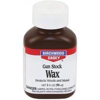 BIRCHWOOD - GUN STOCK WAX Cera per calciature 3oz/90ml