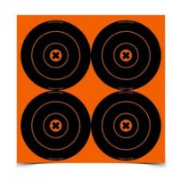 BIRCHWOOD Bersaglio marcante per armi ad aria compressa da 6'' Conf. da 12 bersagli