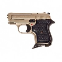 BRUNI-PISTOLA MODELLO GT BABY NICKEL 315-AUTO cal.8mm A SALVE