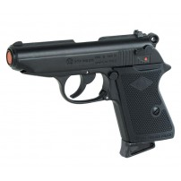 BRUNI - PISTOLA NEW POLICE Cal.9mm P.A.K. NERA SALVE