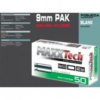 MAXXTech - CARTUCCE A SALVE Cal.9mm