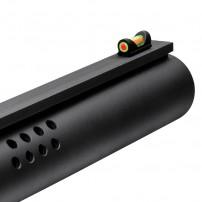 TRUGLO DUAL COLOR Mirino in fibra ottica per fucili da caccia filetto da 2,6mm cod.TG948CD