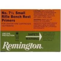 REMINGTON - INNESCHI SMALL RIFLE BENCH REST Conf. da 100 pz.