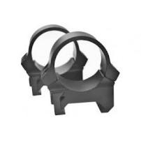 Anelli Leupold diametro 30mm PRW Alti Opachi 54177