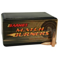 Barnes Match Burners cal. 30 - (.308) 175 grs BT Match cod.30896