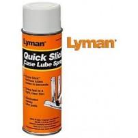 LYMAN QUICK SLICK SPRAY LUBRIFICAZIONE BOSSOLI 5.5 OZ