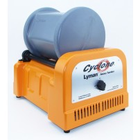 LYMAN VIBROPULITORE CYCLONE ROTARY CASE TUMBLER 220 V