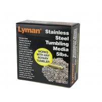 Lyman Graniglia acciaio inox 5 libre
