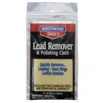 BIRCHWOOD - LEAD REMOVER & POLISHING CLOTH 15x22cm/6x9in