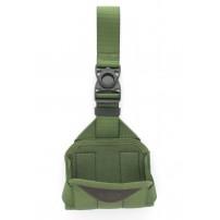 Porta fucile e carabina verde RADAR