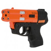 Pistola peperoncino JPX4 Compact Jet Defender 4 colpi
