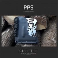 STEEL LIFE - PPS CUSTODIA PER AXEM 4.0 - MACHINE FOR SURVIVAL
