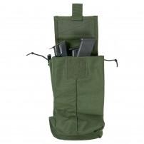 Vega borsetto multiuso da cintura verde