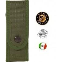 VEGA HOLSTER Porta caricatore Bifilare in cordura con passante per cintura regolabile in velcro cod.2P50V
