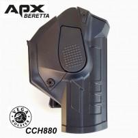 Fondina in polimero rigido per Beretta APX